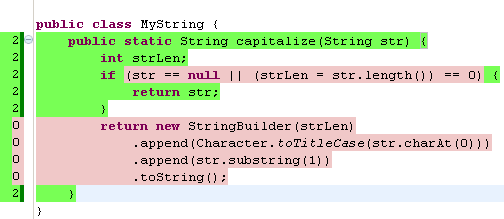 how to create tests in junit 3 eclipse