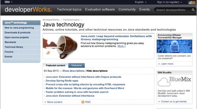 Top 10 Websites for Advanced-level Java Developers - DZone Java