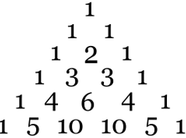 Pascal's Triangle II