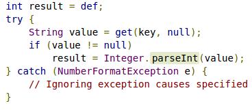 integer-parseInt